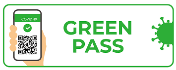 Obbligo di Green Pass per attività al chiuso